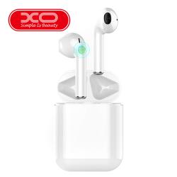 Auriculares TWS X3 XO (Blanco/Rojo)